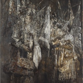 21 Kang Lei, The Old Rhyme and Legacy No.2, 280 x 210 cm, 2008