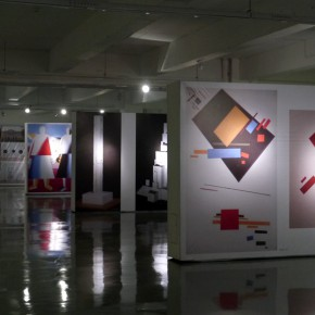 24 Installation View of Malevich Documenta