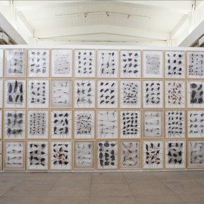 24 Installation view of the exhibition1 290x290 - Crusader–Li Di's New Works on Paper Debuted at the White Box Art Center