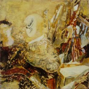 24 Kang Lei The Informal Essay of Background No.1 tempera 40 x 40 cm 2010 副本 290x290 - Kang Lei