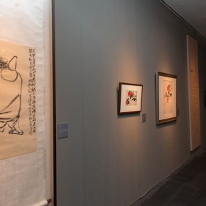 "29 Installation view of ""Ingenious and Expressive Guan Liang Painting Art Exhibition"" 290x290 - Beijing Fine Art Academy 20th Century Chinese Art Masters Series–Guan Liang Art Exhibition"