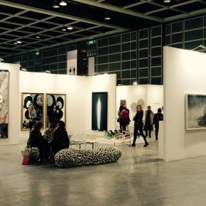 32 Art Basel Hong Kong 2015