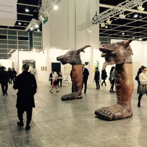 38 Art Basel Hong Kong 2015