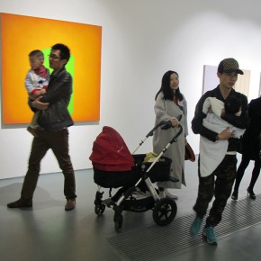 """40 Installation view of the exhibition1 290x290 - Reshaping the Oriental Aesthetics – Hive Center for Contemporary Art Presents """"The Boundaries of Order"""""""