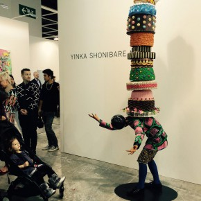 42 Art Basel Hong Kong 2015