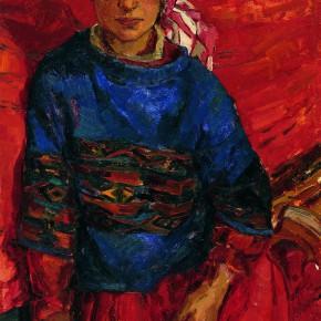 43 Kang Lei Aoliya oil on canvas 90 x 53 cm 2002 290x290 - Kang Lei