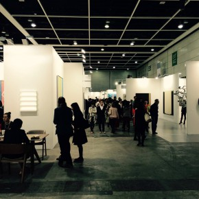 44 Art Basel Hong Kong 2015