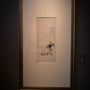 """45 Installation view of """"Ingenious and Expressive Guan Liang Painting Art Exhibition"""" 290x290 - Beijing Fine Art Academy 20th Century Chinese Art Masters Series–Guan Liang Art Exhibition"""