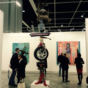46 Art Basel Hong Kong 2015