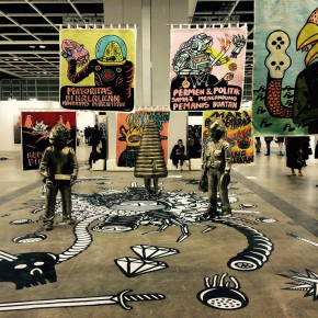 52 Art Basel Hong Kong 2015