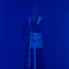 53 Kang Lei, Distance No.3, tempera, 200 x 140 cm, 2013