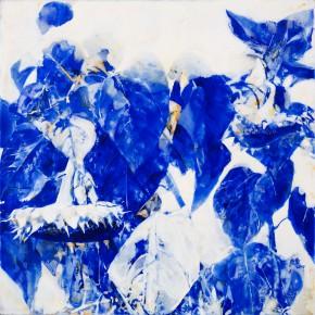 58 Kang Lei The Songs among Flowers No.4 tempera 60 x 60 cm 2014 290x290 - Kang Lei