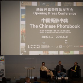 "7 View of the press conference 290x290 - Reviewing History with Photography–Thematic  Exhibition ""The Chinese Photobook"" Opened at UCCA"