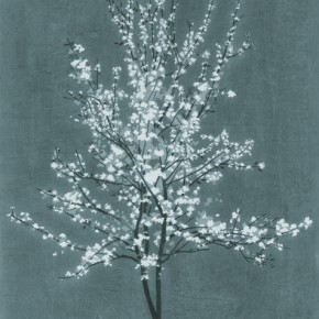 Chen Qi Reencounter Pear Blossom 2014 Woodblock Print 100x80cm 290x290 - Art Works by Shen Qin & Chen Qi to be Presented at Asia Art Center in Beijing