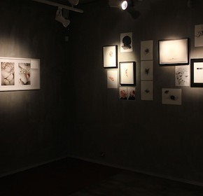 "Exhibition View of Under Pressure by Claire LEE 09 290x280 - Mur Nomade presents the solo exhibition ""Under  Pressure"" by Claire Lee featuring her latest collection"