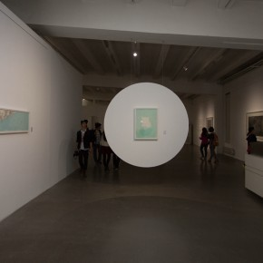 Installation View of Works by Shen Qin and Chen Qi 03 290x290 - Jointly Portraying the South of the Yangtze River: Works by Shen Qin and Chen Qi Exhibiting at the Asia Art Center