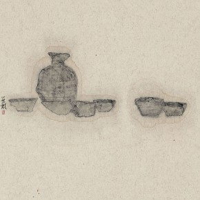 "Zhang Yanzi Hello Giorgio Morandi No.1 290x290 - Zhang Yanzi's Newest Solo Exhibition ""The Antidote"" on Display at 5art"