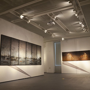 """The Transmutation of Languages by the Artists from """"Sifang (Quartet) Studio"""" Displays at 1618 Art Space in Shenzhen"""