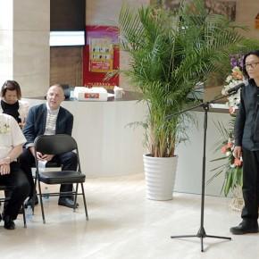 01 Su Xinping Vice President of CAFA addressed 290x290 - The Opening Ceremony of CAFAIFC 2014 Graduation Exhibition and the Graduation Ceremony Successfully Held