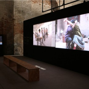 03 Wen Hui's work exhibited at China Pavilion 290x290 - The 56th Venice Biennale Officially Unveiled While Chinese Contemporary Art Brilliantly Released