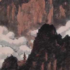 05 Cui Xiaodong In the Mountain Covered by White Clouds 290x290 - Cui Xiaodong