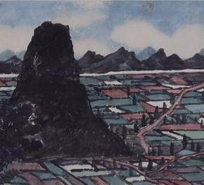09 Cui Xiaodong The Warm Spring 290x262 - Cui Xiaodong
