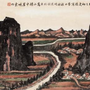 13 Cui Xiaodong The Land in Autumn 2014 290x290 - Cui Xiaodong