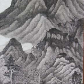 14 Cui Xiaodong Replicas of Gong Xian's Distant Clean House Figure 290x290 - Cui Xiaodong
