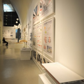 """18 Exhibition View of 2015 CAFA Graduate Exhibition for Postgraduates 290x290 - The Extension of """"Researching Exhibition"""": 2015 CAFA Postgraduate Exhibition is unveiled at CAFAM"""