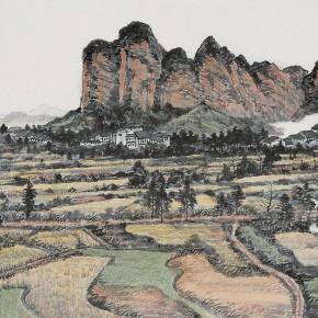 22 Cui XiaodongLonghu Mountain Dragon and Tiger Mountain in Jiangxi Province 290x290 - Cui Xiaodong