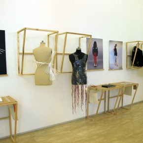 27 Installation view of the graduation exhibition 290x290 - The Opening Ceremony of CAFAIFC 2014 Graduation Exhibition and the Graduation Ceremony Successfully Held