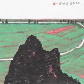 29 Cui Xiaodong The Green Southern Yantze 2014 290x290 - Cui Xiaodong