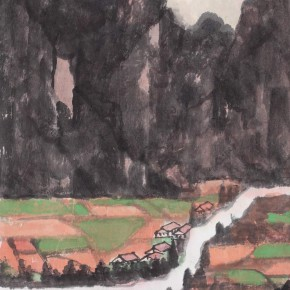 32 Cui Xiaodong The South of the Five Ridges in Late Autumn 290x290 - Cui Xiaodong