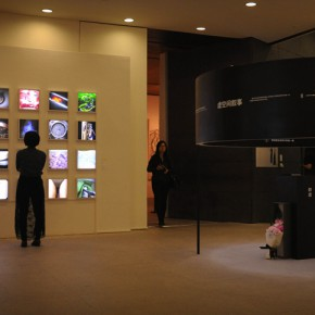 """39 Exhibition View of 2015 CAFA Graduate Exhibition for Postgraduates 290x290 - The Extension of """"Researching Exhibition"""": 2015 CAFA Postgraduate Exhibition is unveiled at CAFAM"""