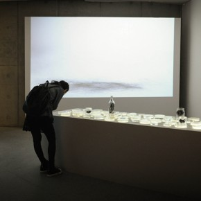 """40 Exhibition View of 2015 CAFA Graduate Exhibition for Postgraduates 290x290 - The Extension of """"Researching Exhibition"""": 2015 CAFA Postgraduate Exhibition is unveiled at CAFAM"""