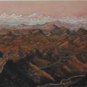 41 Cui Xiaodong The Great Wall 2012 290x290 - Cui Xiaodong