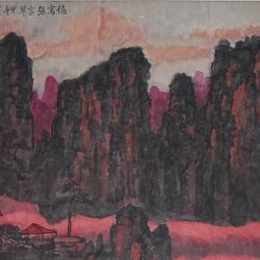 50 Cui Xiaodong The Memorized Zhangjiajie 290x290 - Cui Xiaodong