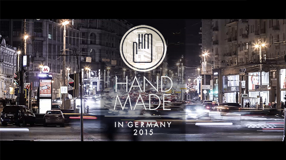 Poster of Handmade in Germany