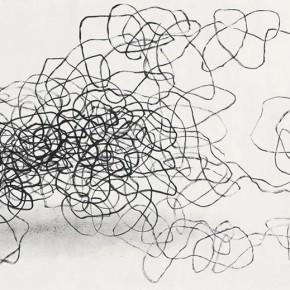 Wang Huangsheng Moving Visions Series No. 36 2012 Ink on papers 70x138cm 290x290 - Wang Huangsheng's First Solo Show in London Unveiled at October Gallery