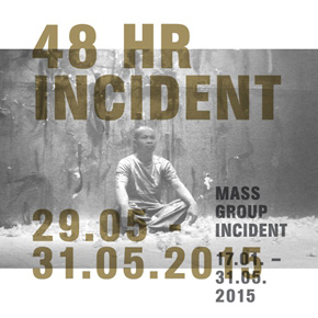 "4A Centre for Contemporary Asian Art announces ""48HR Incident"" opening May 29"
