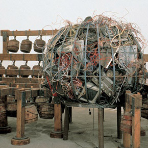 Rockbund Art Museum to celebrate 5th anniversary with the upcoming exhibition featuring works by Chen Zhen