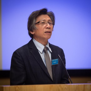 01 Prof. Fan Di'an, President of CAFA