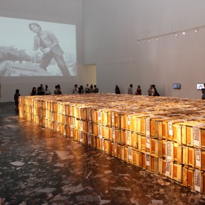 01 View of the Opening Ceremony 290x290 - Inquiry of the Brick – The Exhibition of Ying Tianqi Unveiled at Today Art Museum