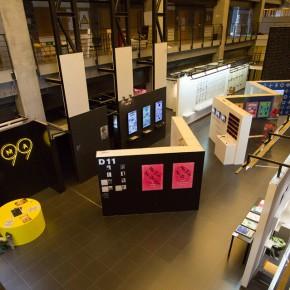 02 Exhibition View of BFA Graduation Exhibition School of Design