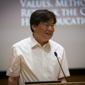 03 Gao Hong, Party Secretary of CAFA