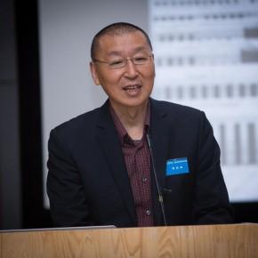04 Prof. Wei Ershen, President of Lu Xun Academy of Fine Arts