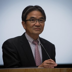 05 Prof. Ryohei Miyata, President of Tokyo National University of Fine Arts and Music