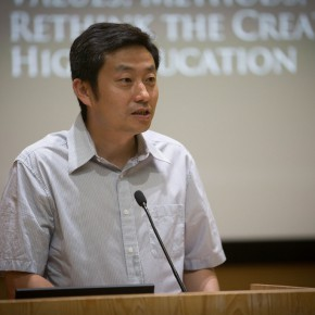 05 Zhu Di, Director of Arts Department in the Ministry of Education