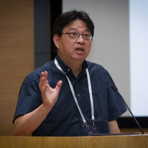 06 Liu Weidong President of Nanjing University of the Arts长 290x290 - Graduation Season | the 2nd National Institutions of Art Philosophy and Social Science Development Forum Minutes (Part I)