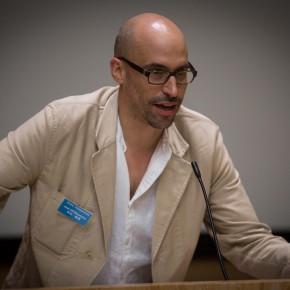 06  Prof. Joel Baumann, Dean of Kunsthochschule Kassel